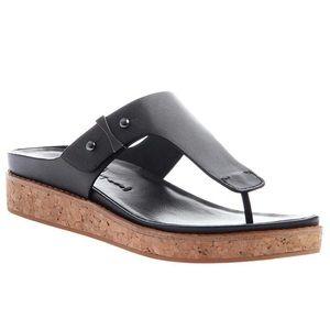 Naked Feet🦶🏻 sz8.5 black Hadidd comfort sole.